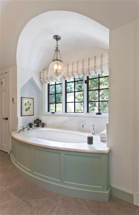 bath alcove  windows