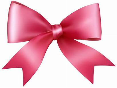 Bow Transparent Clipart Clip Bows Hairbow Silhouette