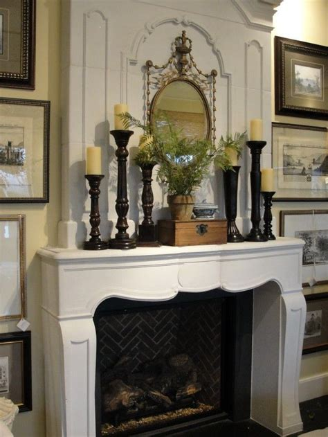 Decorating With Candles Fireplace by Fireplace Mantel Candle Holders Fireplace Fireplace
