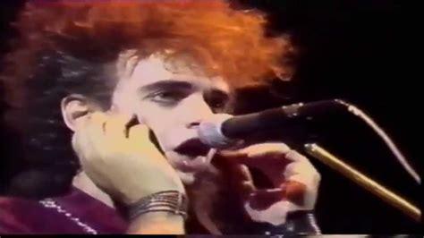 Persiana Americana Soda Stereo Viña Del Mar 1987