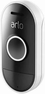 Arlo Audio Doorbell  White Aad1001
