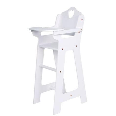 chaise haute pour poupée chaise haute pour poupée achat vente maison poupée cdiscount