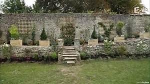 Décorer Un Mur Extérieur : comment habiller un vieux mur de jardin en pierre pas de ~ Dailycaller-alerts.com Idées de Décoration