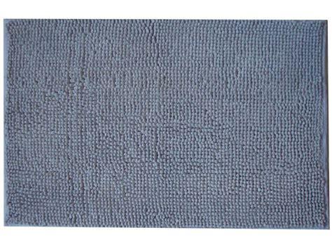 tapis de bain 50x80 cm coloris gris conforama
