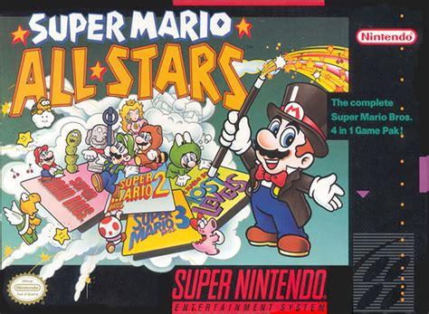 Super Mario All-Stars (SNES)   Nintendo   FANDOM powered ...