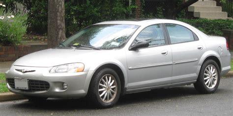 Chrysler 2001 Sebring by File 2001 2003 Chrysler Sebring Jpg