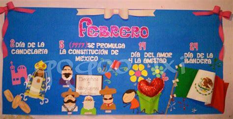 Periodico mural febrero Periodico mural enero Periodico