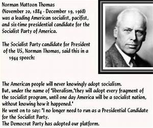 The Geauga Cons... Socialist Party Quotes
