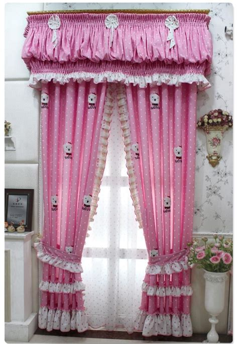pink curtains for bedroom 49 best images about curtains on window 16737