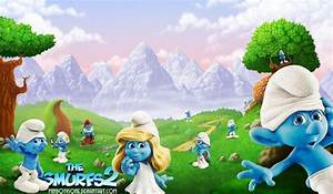 Smurf Backgrounds - Wallpaper Cave