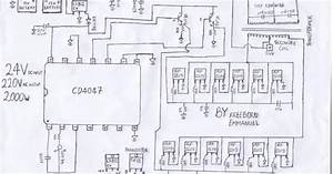 2000 Watt Inverter Circuit Diagram   24v 2kva Circuit Diagram
