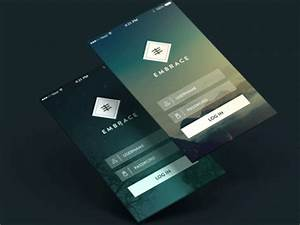 Beautiful Examples of Login Forms for Websites and Apps ...