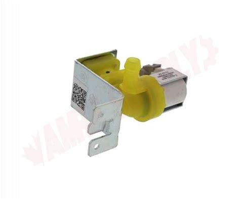 wgf ge dishwasher water inlet valve amre supply