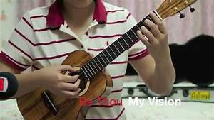 Be Thou My Vision (Ukulele Solo) By MissionUke - YouTube