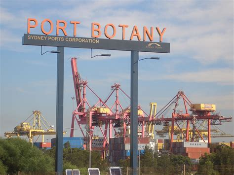 Home Overlooking Melbournes Shipping Ports by Australia S Busy Shipping Container Ports Sydney