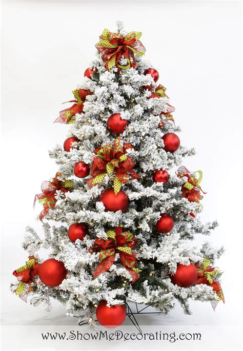 show  decorating  christmas tree themes inspiration
