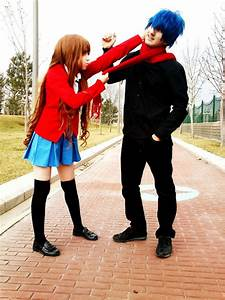 Taiga and Ryuuji Cosplay by DEATHNOTE---L on DeviantArt