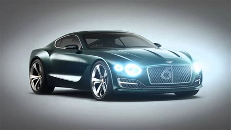Introducing The Bentley Exp 10 Speed 6 Concept Youtube