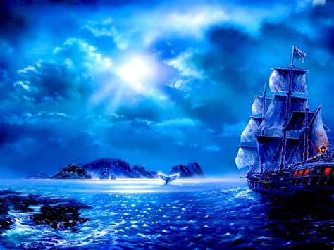 pirate ship latest hd wallpapers    mobile