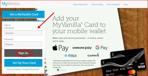 Pay your banana republic card (synchrony) bill online with doxo, pay with a credit card, debit card, or direct from your bank account. Vanilla Prepaid Debit Card Login   Activate My Vanilla Prepaid Card - www.myvanillacard.com