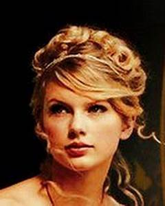Taylor Swift Love Story Updo in HD (pursebuzz.com for ...