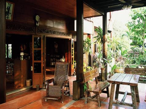 14 Traditional Style Home Decor Ideas That Are Still Cool: Traditional House Styles, Thai House Design Ideas Thai