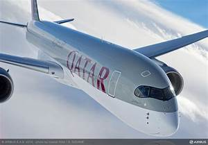L'A350 de Qatar Airways à Zurich aussi - TRAVEL INSIDE F