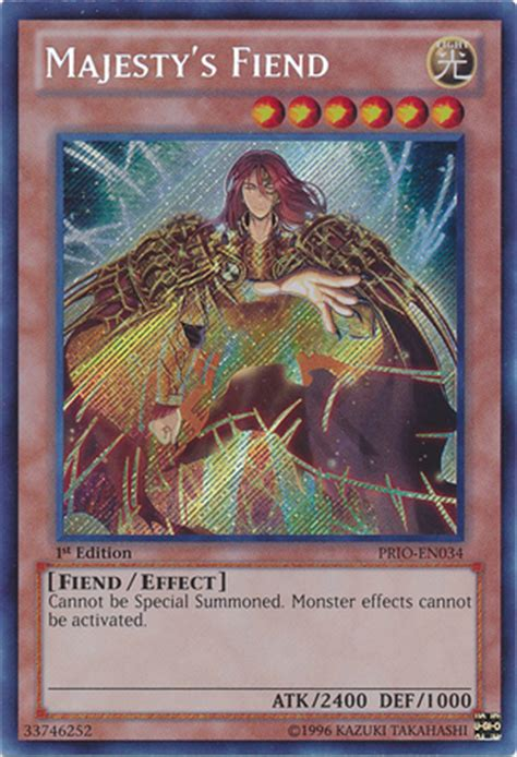 Yugioh Fiend Deck by Majesty S Fiend Yu Gi Oh It S Time To Duel