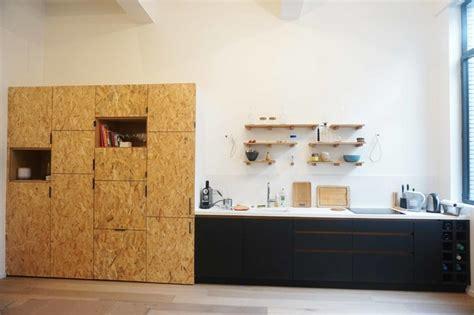 cuisine osb cuisine en panneaux fenix et osb moderne cuisine other metro par ms ebénisterie