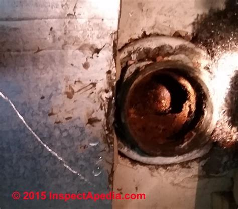 find fix sewer odors caused  plumbing  septic system defects