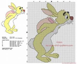 Coco Point Fr : coco lapin winnie l 39 ourson grille point de croix petit point de croix ~ Medecine-chirurgie-esthetiques.com Avis de Voitures