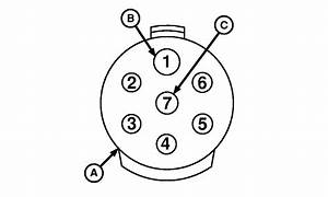 John Deere Wiring Diagram 7 Pin Connector  John  Free