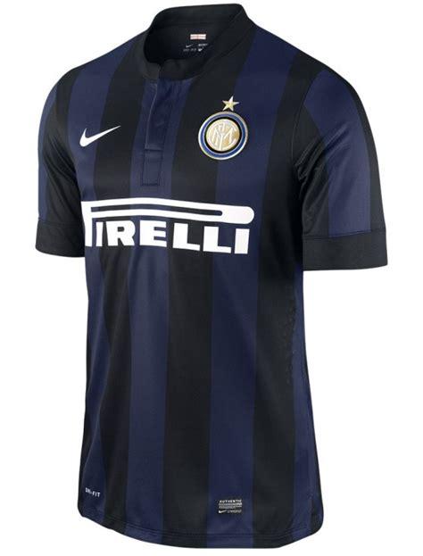 New Inter Milan Kit 2013-2014- Nike Inter Home Away ...