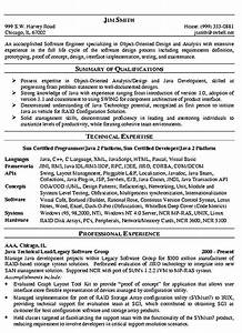 Resume Samples Software Engineer Resume Sample And Tips Engineering