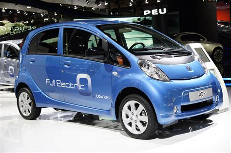 2018 Peugeot Ion Price 21 216