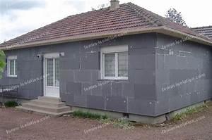 Revetement Mousse Exterieur : revetement isolant exterieur maison latest fin des ~ Premium-room.com Idées de Décoration