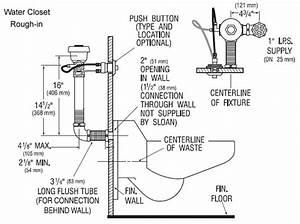 Back To Back Toilet Plumbing Diagram