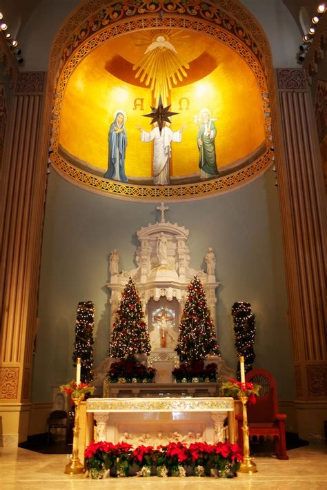inspirational church christmas decorations ideas