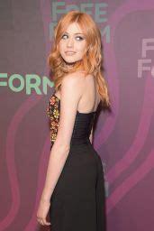 Katherine McNamara - 2016 ABC Freeform Upfront in New York ...