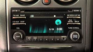 2014 Nissan Rogue Select - Audio System