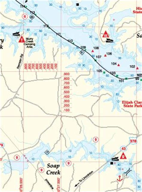 Barren River Boat Shop by Kentucky Barren River Lake Fishing Spots Map