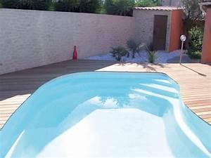 Tarif Piscine Enterrée : m lodie 95 piscine enterr e excel piscines ~ Premium-room.com Idées de Décoration