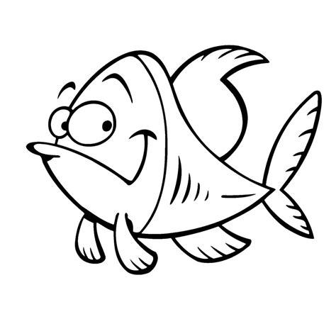 Afbeelding Vissen Kleurplaat by Leuk Voor Vissen Kleurplaat