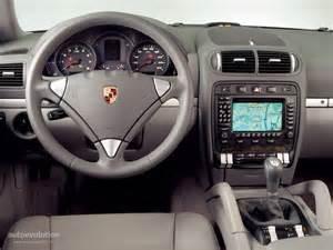 PORSCHE Cayenne (955) - 2002, 2003, 2004, 2005, 2006, 2007
