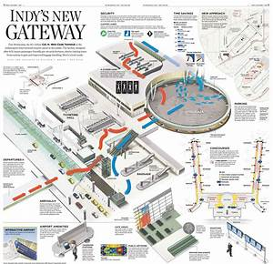 Map Of Indianapolis Airport