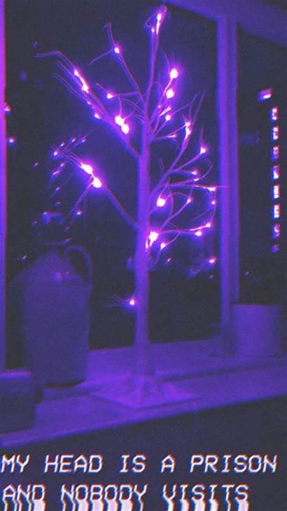 Aesthetic Grunge Desktop Wallpapers Purple Background Backgrounds