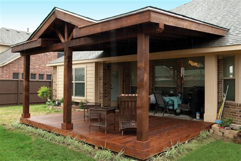 Porch Covering Options by Patio Cover Company Arbors Pergolas A Better Fence