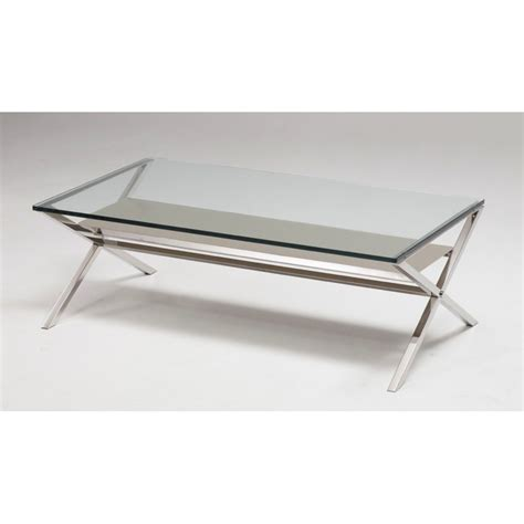 table inox cuisine deco table basse en verre maison design wiblia com
