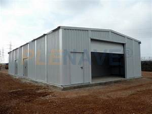 Hangar Metallique En Kit D Occasion : hangars gamme plenave toulouse ~ Nature-et-papiers.com Idées de Décoration