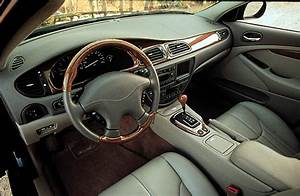 2002 Jaguar S-type Pictures  Photos Gallery